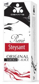 e-liquid Dekang René Steysant 10ml - 11mg