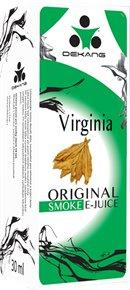 e-liquid Dekang Virginia 10ml - 11mg (virginia tabak)