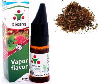 e-liquid Dekang SILVER Dnhl-Deluxe tobacco 10ml - 11mg