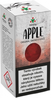 e-liquid Dekang Apple 10ml - 11mg (Jablko)