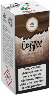 e-liquid Dekang Coffee 10ml-11mg (Káva)