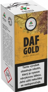 e-liquid Dekang DAF Gold 10ml - 11mg