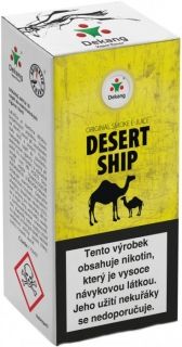 e-liquid Dekang Desert ship 10ml - 11mg