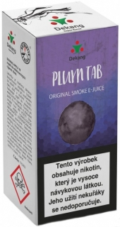e-liquid Dekang Plum Tab (sušená slivka) 10ml - 16mg