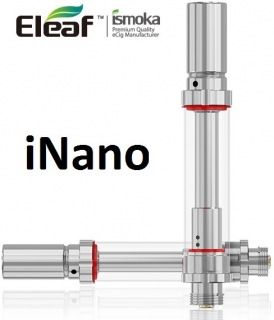 iSmoka - Eleaf clearomizer iNano  0,8 ml 1,2 ohm