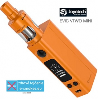 Joyetech full kit eVic VTwo mini - orange