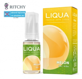 LIQUA Elements žltý melón 10ml 0mg nikotínu
