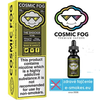 COSMIC FOG e-liquid THE SHOCKER 10ml-0mg