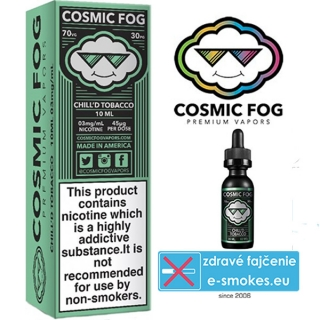 COSMIC FOG e-liquid Chill'd tobacco 10ml-0mg