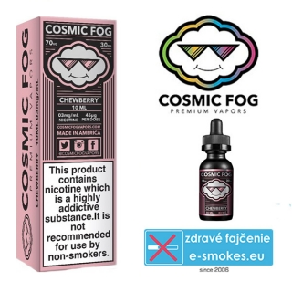 COSMIC FOG e-liquid CHEWBERRY 10ml-0mg