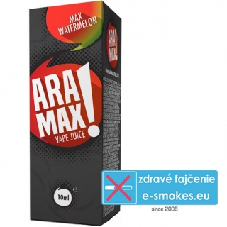 e-liquid ARAMAX Max Watermelon 10ml (0mg nikotínu/ml)