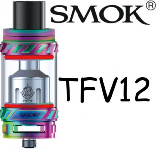 SmokTech clearomizer TFV12 Cloud Beast King - 7 colors