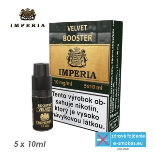 booster Imperia Velvet 20/80 5x10ml - 10mg