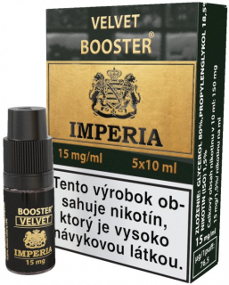 booster Imperia Dripper 30/70 5x10ml - 15mg