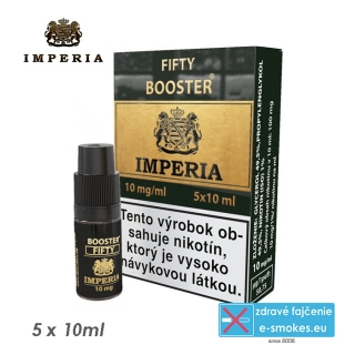 booster Imperia Fifty 50/50 5x10ml - 10mg