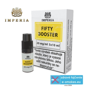 booster Imperia Fifty 50/50 5x10ml - 20mg