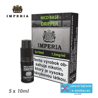 báza Imperia Dripper 30/70 5x10ml - 1,5mg