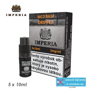 báza Imperia Dripper 30/70 5x10ml - 3mg