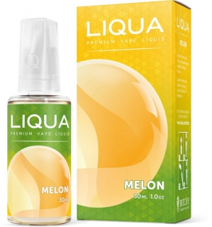 LIQUA Elements Melon 30ml-0mg (Žltý melon)