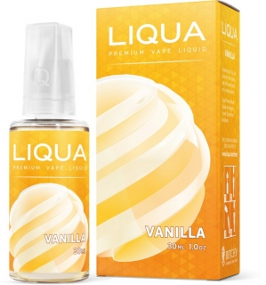 LIQUA Elements Vanilla 30ml-0mg (Vanilka)