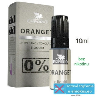 Liquid EMPORIO Oranget 10ml - 0mg