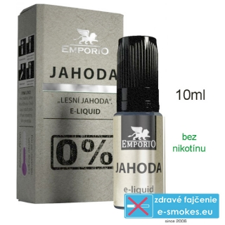 Liquid EMPORIO Strawberry 10ml - 0mg