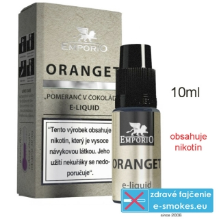 Liquid EMPORIO Oranget 10ml - 12mg