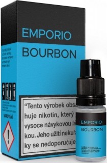 Liquid EMPORIO Bourbon 10ml - 9mg