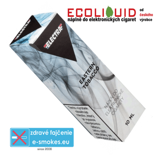 e-liquid Electra Eastern tobacco 10ml 0mg