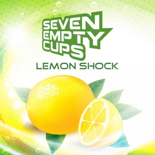 Big Mouth Shake&Vape Lemon Shock 50ml 0mg