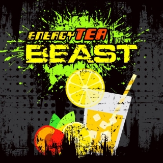 Big Mouth Shake&Vape Beast Energy Tea 50ml 0mg