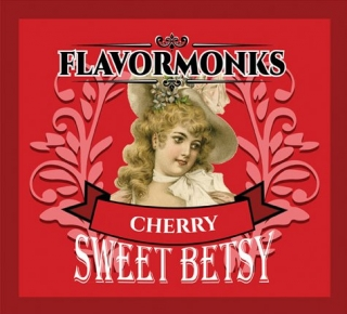aróma pre e-liquid Flavormonks Sweet Betsy Cherry 10ml