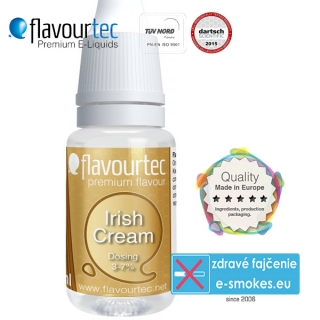 aróma pre e-liquid FlavourTec Irish Cream  10ml