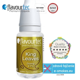 aróma pre e-liquid FlavourTec King Leaves  10ml