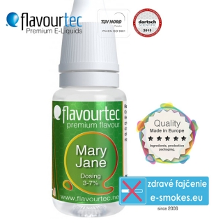 aróma pre e-liquid FlavourTec MARY JANE 10ml