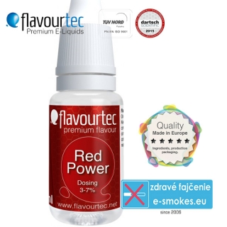 aróma pre e-liquid FlavourTec Red Power 10ml