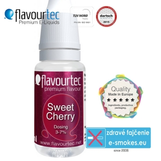 aróma pre e-liquid FlavourTec Sweet Cherry 10ml