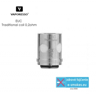Vaporesso EUC Traditional - 0,2ohm
