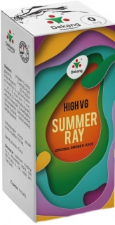 e-liquid Dekang High VG Summer Ray 10ml - 0mg (ovocný mix)