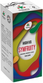 e-liquid Dekang High VG Symfruity 10ml - 0mg (ovocný mix)