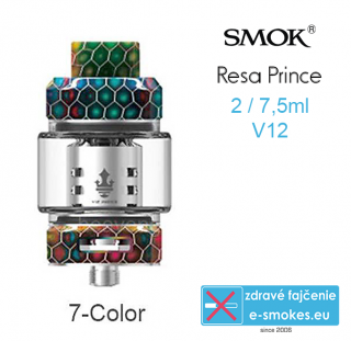 Smoktech RESA Prince clearomizér 7,5ml - rainbow