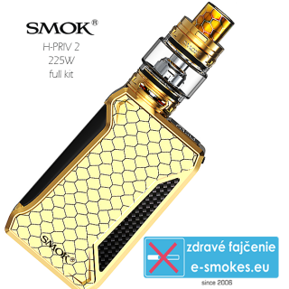 SmokTech H-Priv 2 Full Kit  - Prism Gold