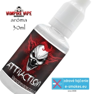 Vampire Vape príchuť Attraction – 30ml