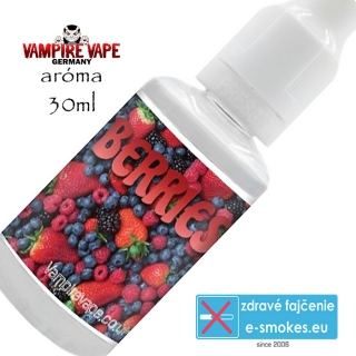 Vampire Vape príchuť Berries – 30ml