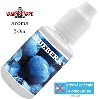 Vampire Vape príchuť Blueberry – 30ml