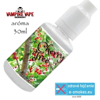 Vampire Vape príchuť Cherry Tree – 30ml