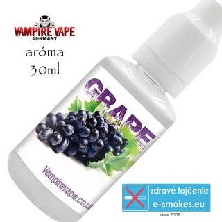 Vampire Vape príchuť Grape – 30ml