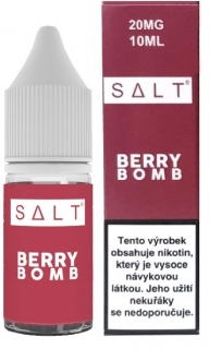 Juice Sauz e-liquid SALT, Berry Bomb 10ml - 20mg