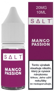 Juice Sauz e-liquid SALT, Mango Passion 10ml - 20mg