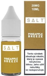 Juice Sauz e-liquid SALT, Pineapple Breeze 10ml - 20mg